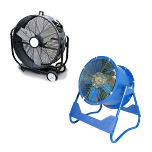 Ventilateurs industriels